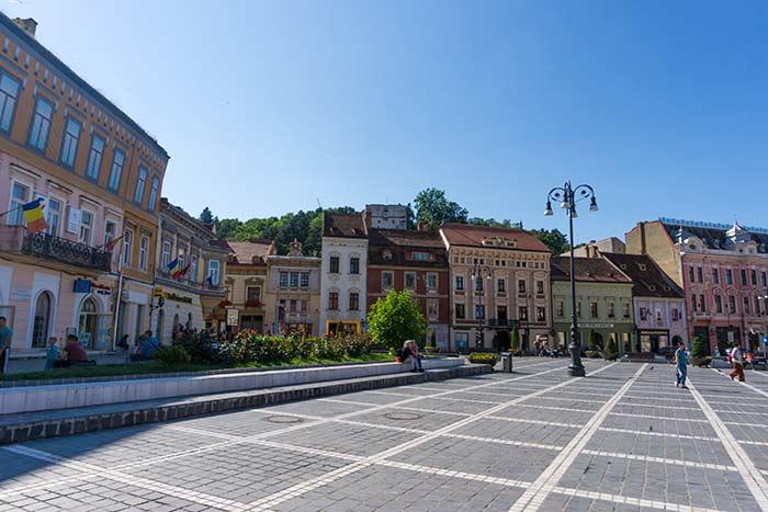 visitar Brasov Transilvania Rumanía