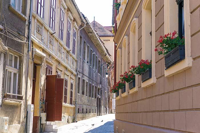 Qué ver en Brasov Transilvania Rumanía