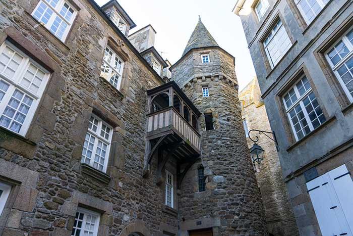 qué ver en Saint Malo Bretaña Francesa