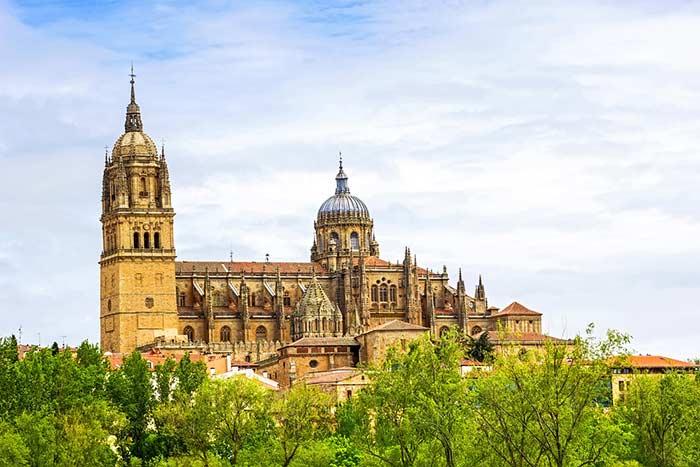 que hacer en Salamanca: conocer su catedral