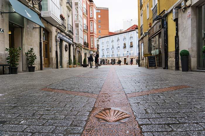 Camino de Santiago - Visitar Castilla y León