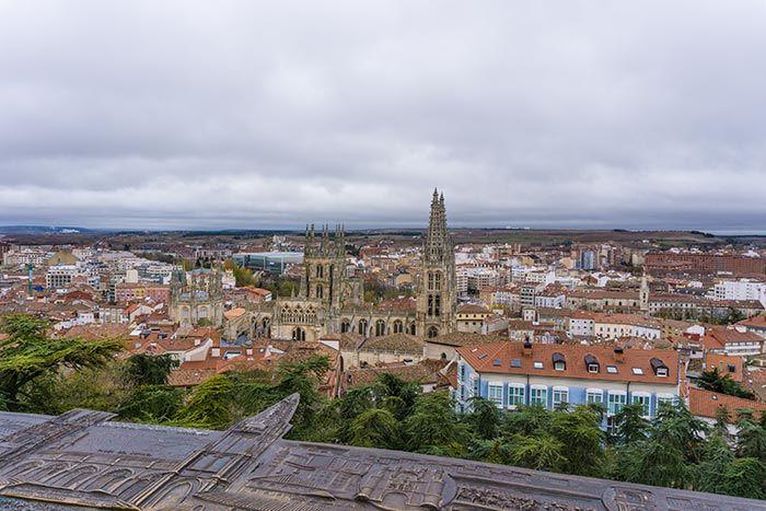 Mirador del Castillo - Visitar Castilla y León