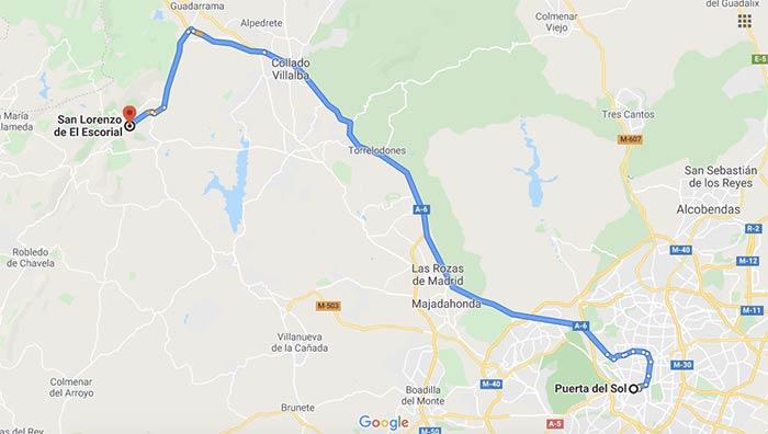 qué visitar cerca de Madrid capital