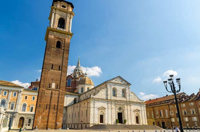 Il Duomo di Torino, Italia