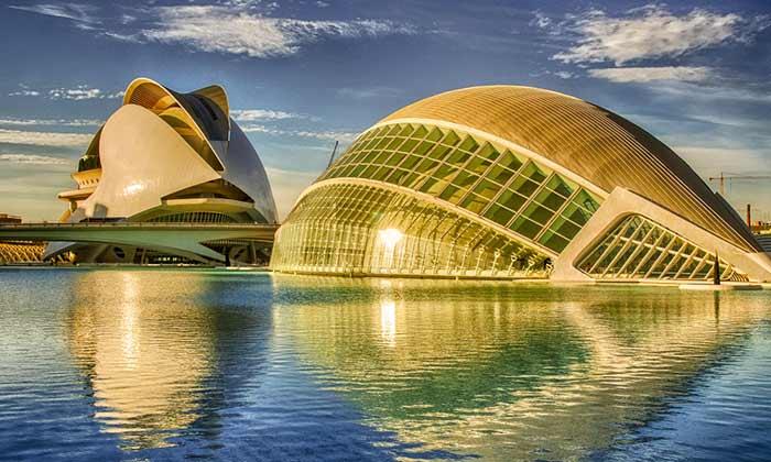 Ciudad de las Ciencias Valencia