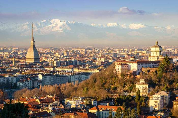 qué hacer en Turín en dos o tres días
