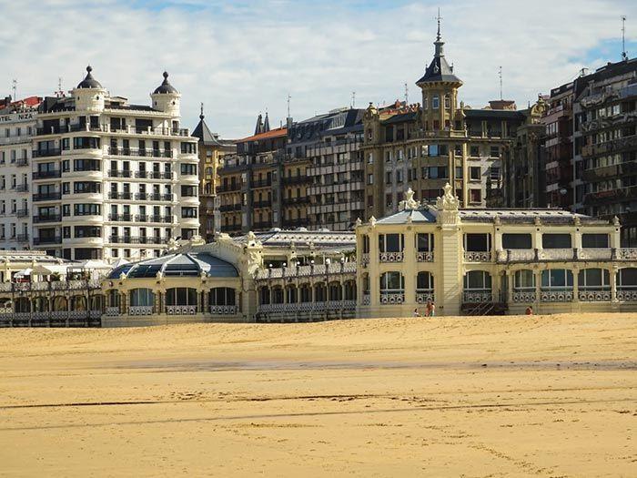qué ver en San Sebastián en una semana - Conocer La Perla