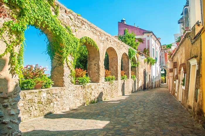 Calles de Ravello