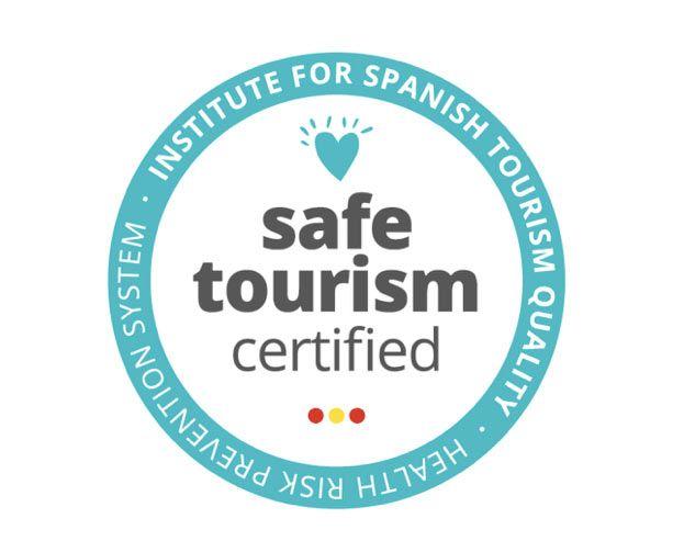 sello de seguridad viajes y coronavirus