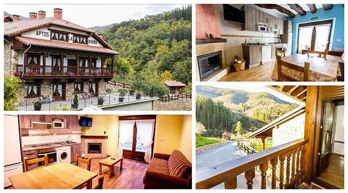 Apartamentos La Dobra de Liebana, Cantabria