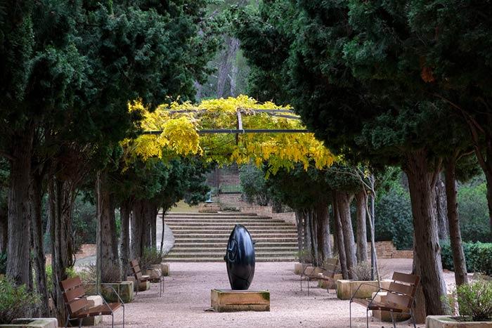 Jardines del Palacio Marivent otro imprescindible que ver en Palma de Mallorca, Islas Baleares