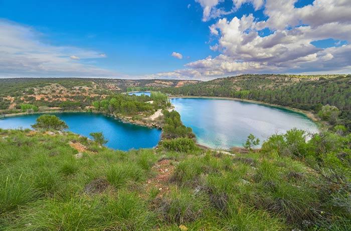 viajar en verano coronavirus - Parque Natural de las Lagunas de Ruidera