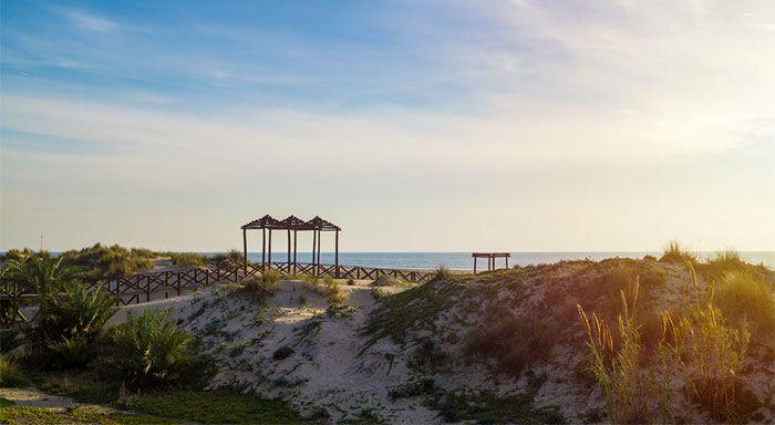 El Palmar, Cádiz - vacaciones en verano coronavirus