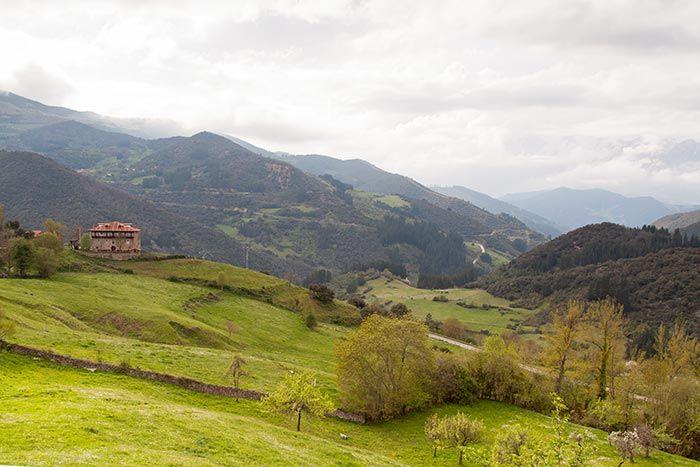 Casas rurales en Cantabria