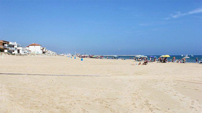 Playa Oliva, Comunidad Valenciana