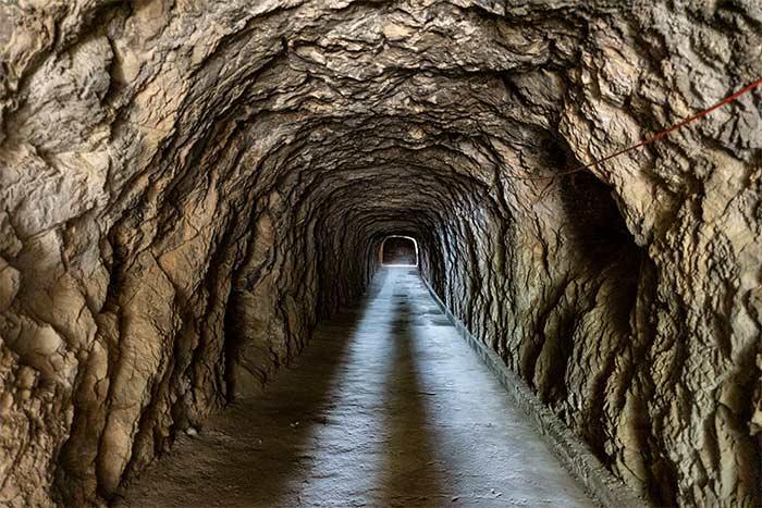 Túneles de la Defensa del Norte en el Peñón