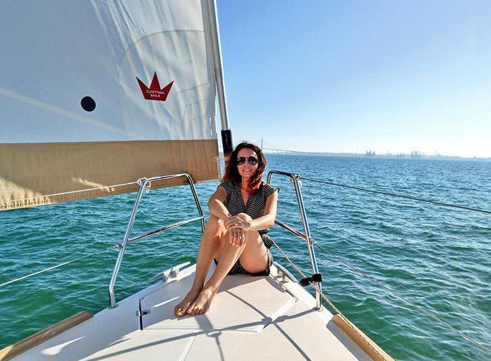 Paseo en barco, una escapada de lujo al Algarve