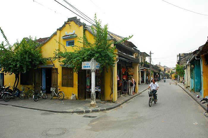 callecitas de Hoi An