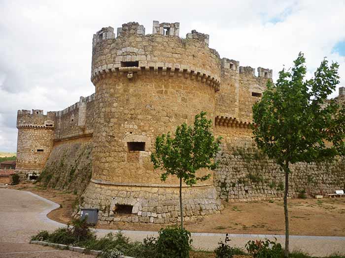 Castillo de Garajal de Campos, León