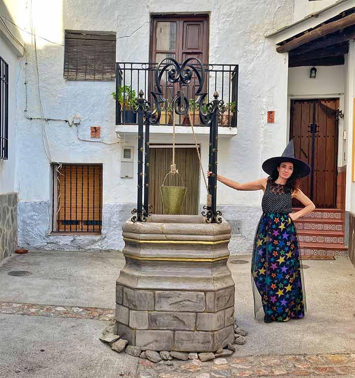 Pozo de los deseos, Alpujarra granadina