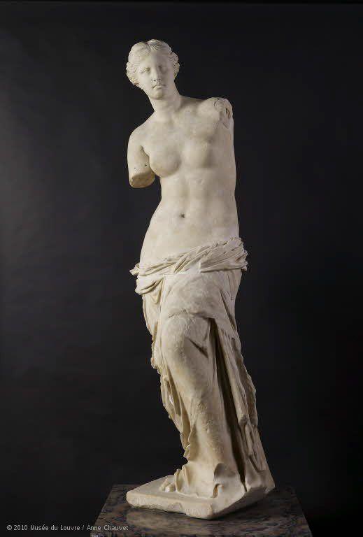 Venus de Milo, Museo del Louvre