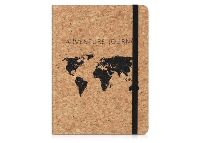 Regalos para viajeros: cuaderno de notas