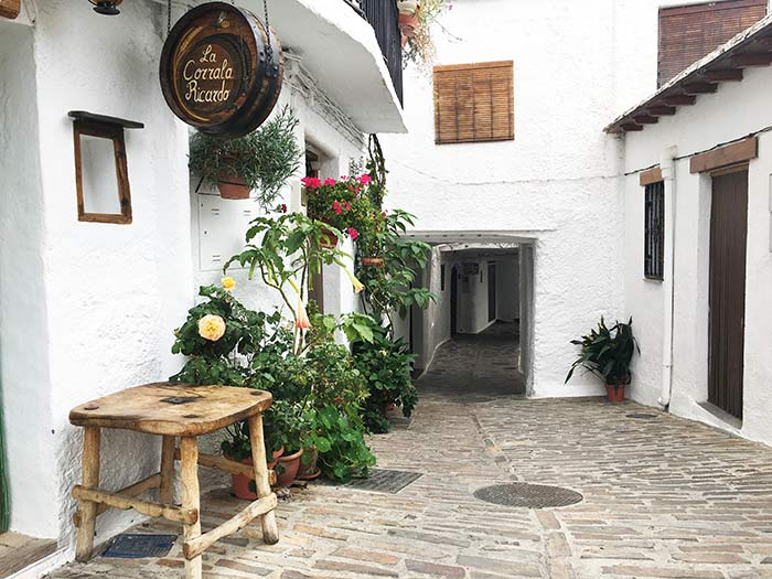 Rincones de Pampaneira, Alpujarra Granadina