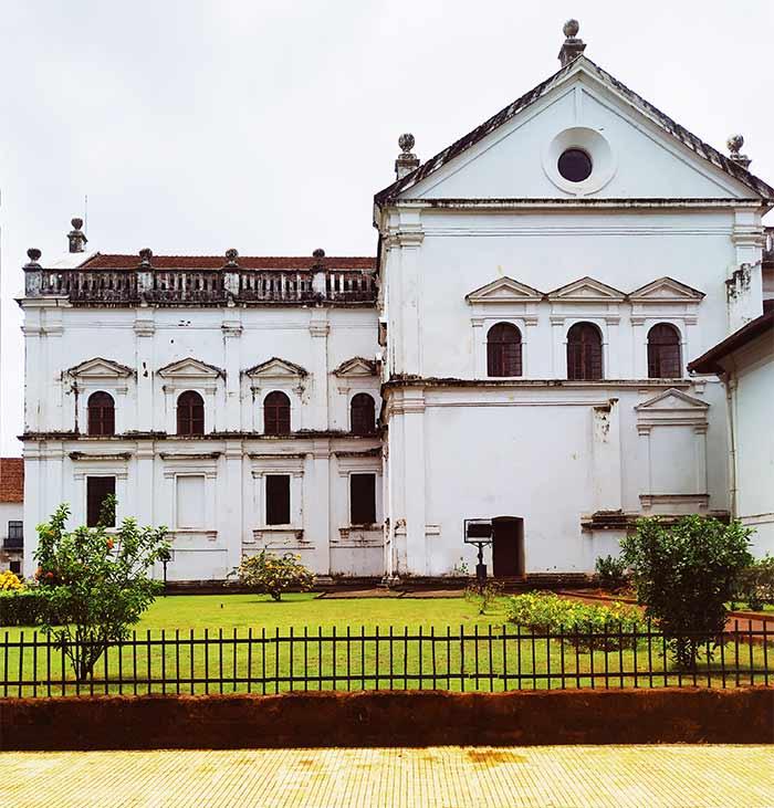 Catedral de Vieja Goa.