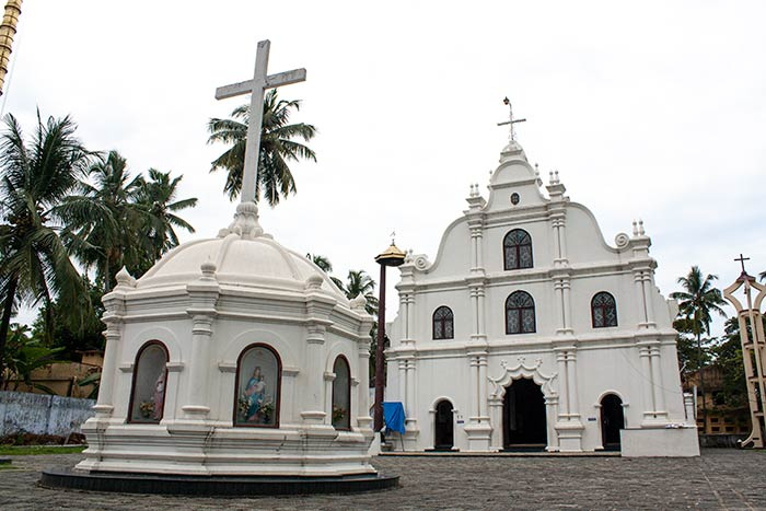 Iglesia de San Francisco, Fort Kochi, Kerala