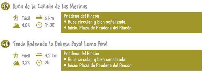 Actividades al aire libre en la Sierra del Rincón