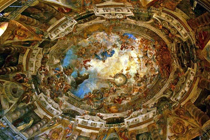 Bóveda de San Antonio de los Alemanes
