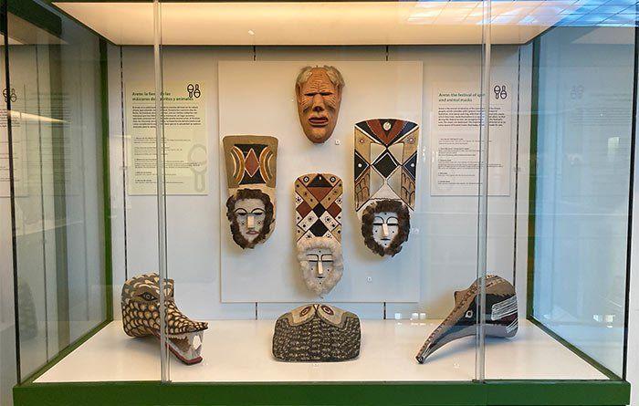 Objetos de la cultura Chane, América