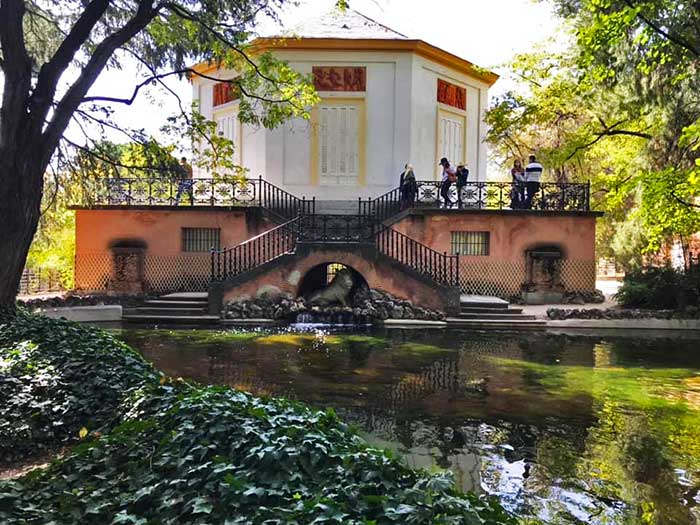 Parques de Madrid: Parque El Capricho, Madrid