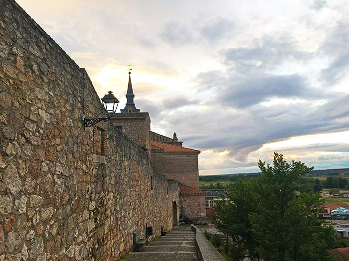 Calles de Lerma, Burgos