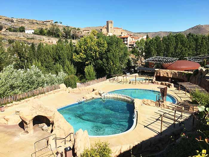 Barranco Perdido en Enciso, La Rioja