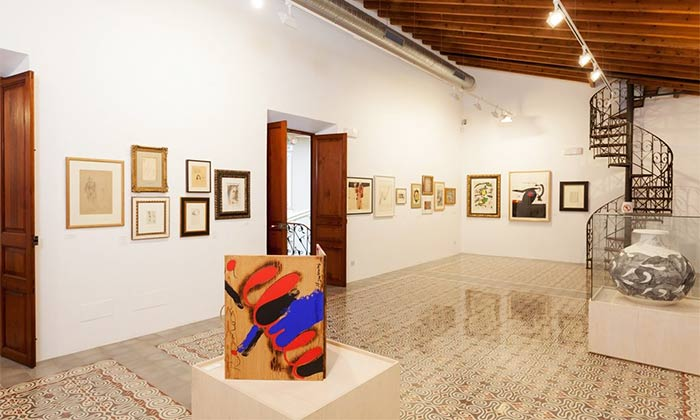 Museo de Can Prunera, Sóller, Mallorca