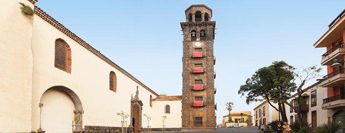 Iglesia Nuestra Señora de la Concepción, La Laguna, Tenerife