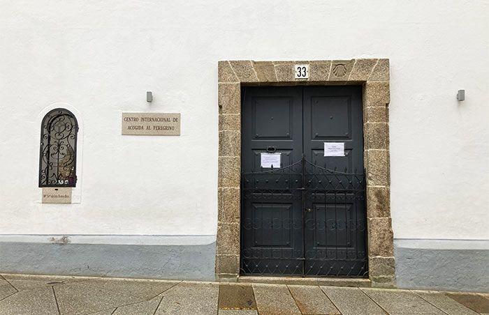 Oficina Internacional del peregrino en Santiago de Compostela