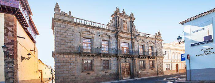Palacio de Nava, La Laguna, Tenerife
