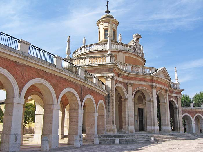 Iglesia San Antonio de Padua, Aranjuez.