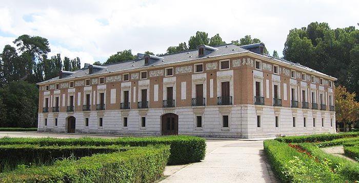 Casa del Labrador, Palacio Real de Aranjuez