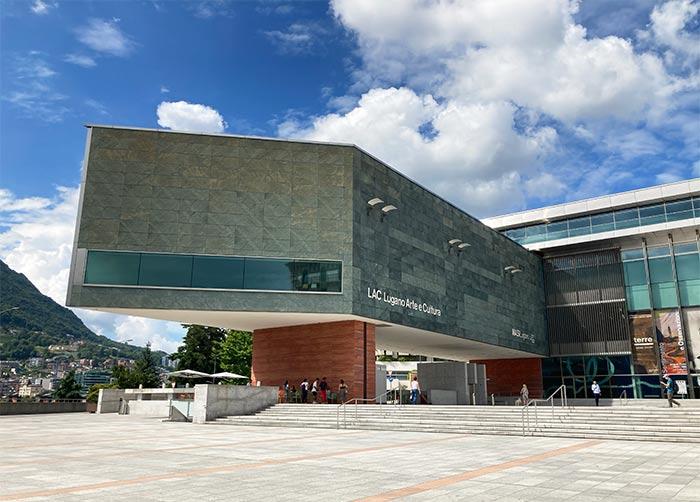 Centro LAC Lugano, Suiza