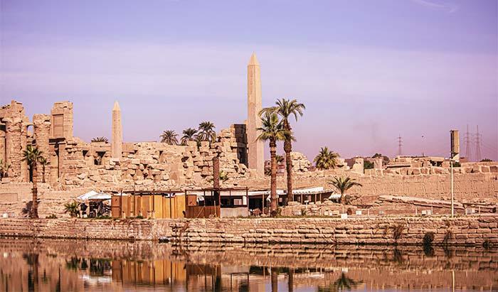 Viajar por Egipto