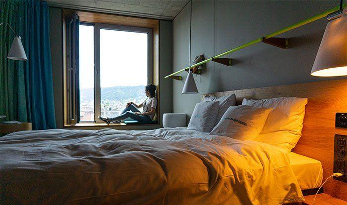 Hotel 25 hours en Zúrich