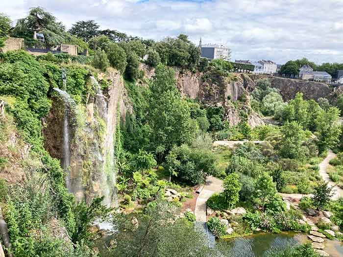 Jardín Extraordinario en Nantes