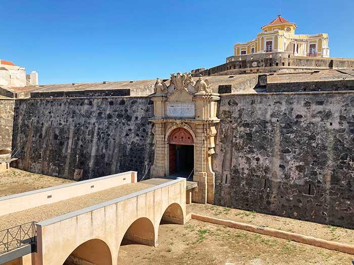 Fuerte de Graça, Elvas, Portalegre