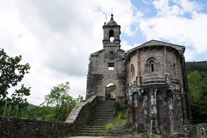 Monasterio San Xoan Caaveiro, Fragas do Eume