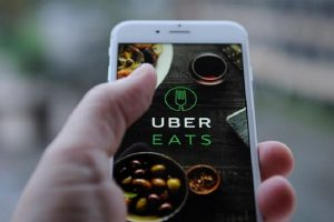 Uber Eats se expande en Argentina