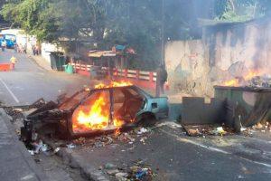 Venezuela: un grupo de policías se alzó contra Maduro