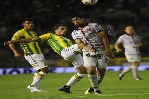 En el debut de Pablo Lavallen, Colón perdió ante Aldosivi en Mar del Plata